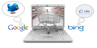 social search shopping