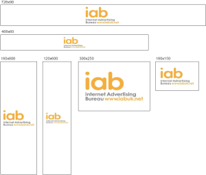 Iab standard sizes interactive advertising bureau autos post - Iab internet advertising bureau ...