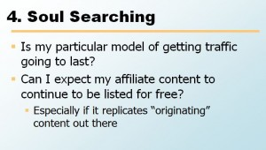soul searching SEO